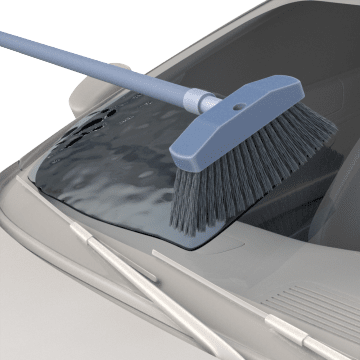 Vehicle & Window Washing Brushes
