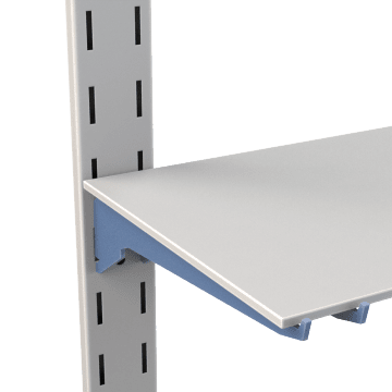 Wall-Mount Shelf Brackets