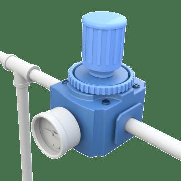 Air Pressure Reducing Valves