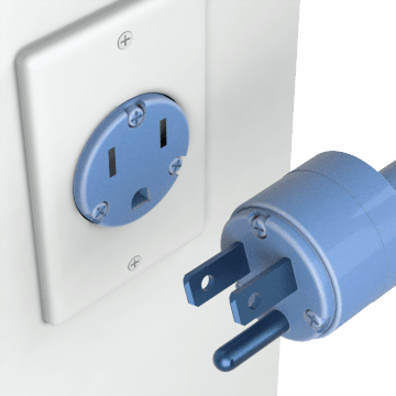 Straight-Blade Plugs, Connectors, & Receptacles