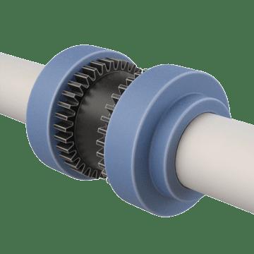 Elastomeric Sleeve Flexible Shaft Couplings