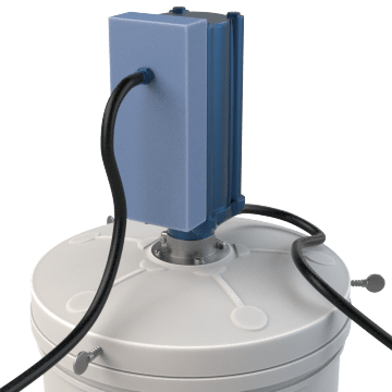 Air-Powered Oil Pumps