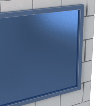 Flat Safety Mirrors