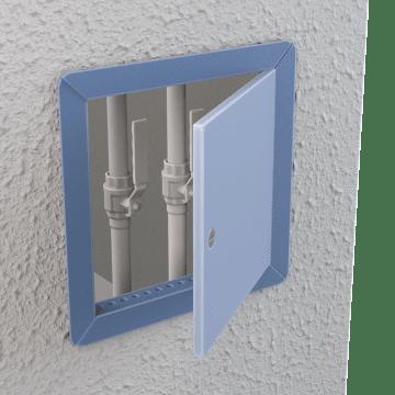 Access Doors & Door Louvers