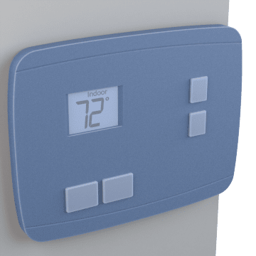 Electronic Non-Programmable Low-Voltage Thermostats