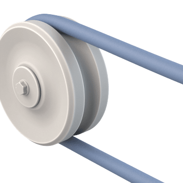 Closed Round Belts