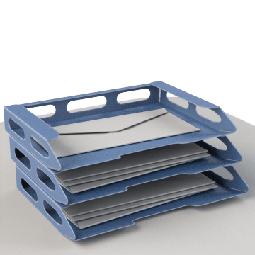 Desktop Letter Trays