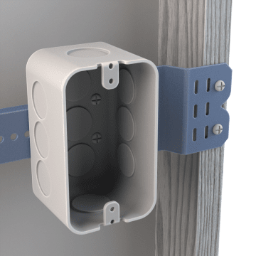 Switch & Outlet Box Supports & Mounts