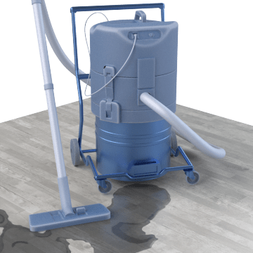 Wet Use Vacuum Cleaners
