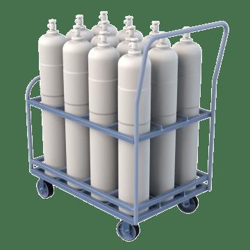 Cylinder Carts & Caddies