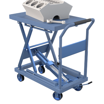 Scissor Lift Trucks