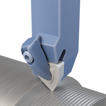 Turning Holders for Carbide Inserts