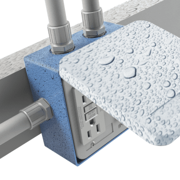 Waterproof  Outlet Boxes