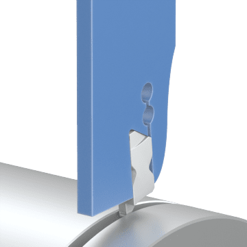 Parting & Grooving Holders for Carbide Inserts