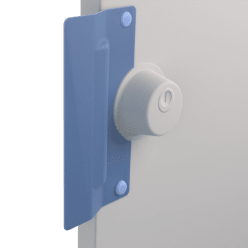 Door Latch Guards & Rod Covers