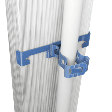 Conduit-To-Stud Mounting Clamp