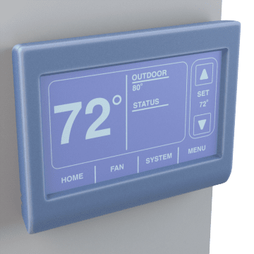 Electronic Programmable Low-Voltage Thermostats