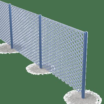 Utility Fencing & Screening