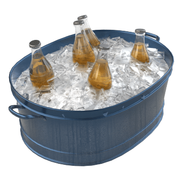 Ice & Beverage Buckets