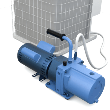 Refrigeration Service Vacuum Pumps