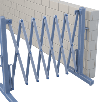 Expandable & Interlocking Barriers