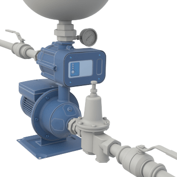 Residential Water Pressure Booster Pump Systems