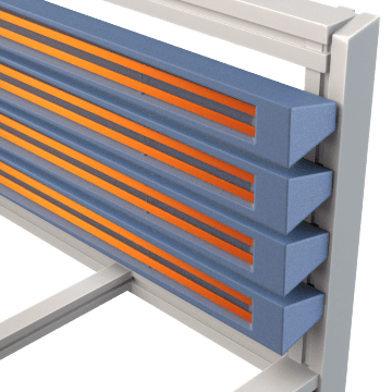 Infrared  Radiant Process Heaters