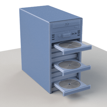 CD, DVD, & USB Duplicators