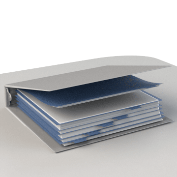 Document Binder Dividers