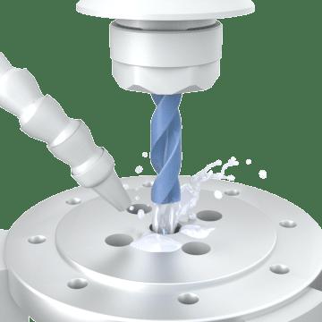 Short-Length Carbide Drill Bits