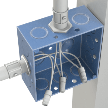 Wall & Ceiling Switch & Outlet Boxes