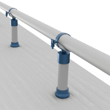 Pipe Supports & Saddles