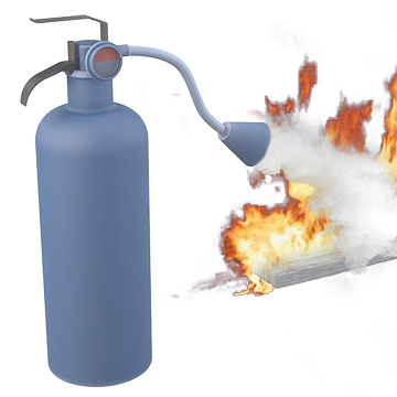 Rechargeable Fire Extinguishers
