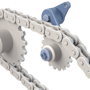 Manual Chain & Belt Tensioners