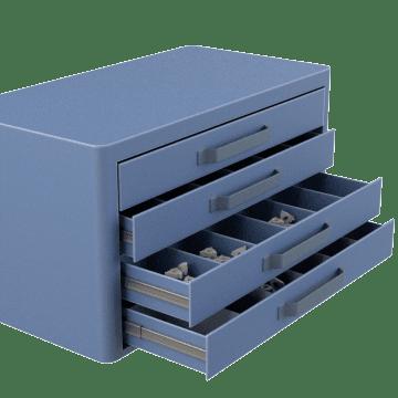 Carbide Inserts Storage