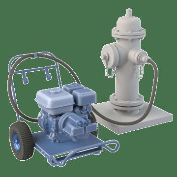 Pressure Testing Pumps