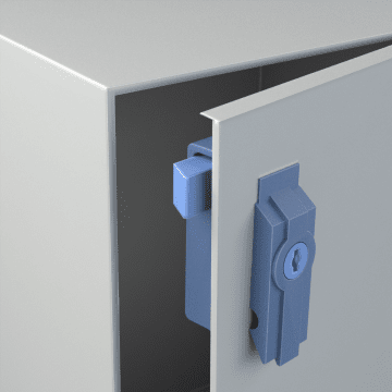 Electrical Enclosure Locks