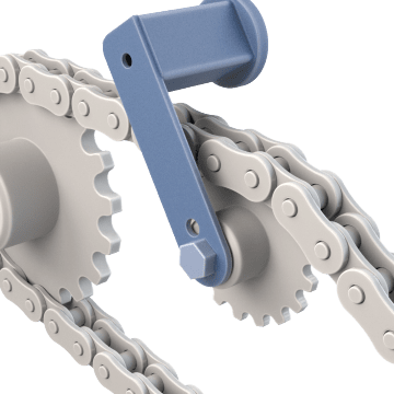 Elastomeric Chain & Belt Tensioners