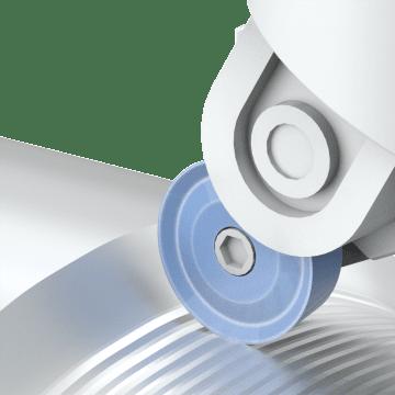 Round (R) Turning Inserts
