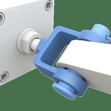 Hydraulic Cylinder Mounting Hardware