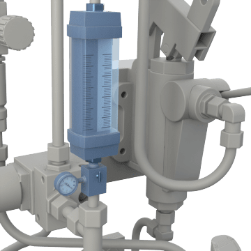 Variable Area Oil Flowmeters