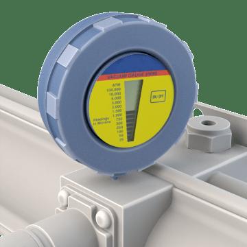 Pressure & Vacuum Measuring