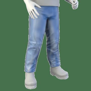 Shop & Work Pants