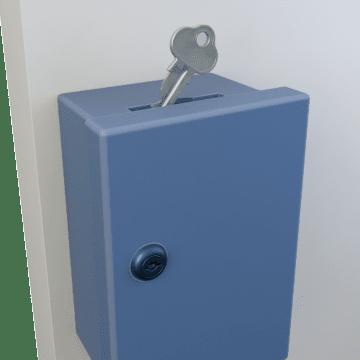Key Drop Boxes