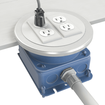 Floor Outlet Boxes