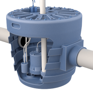 Wastewater Sump Pump Systems