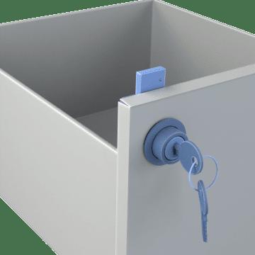 Deadbolt Locks for Cabinets & Drawers