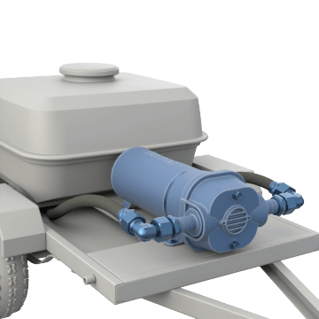 Electric Petroleum Transfer Diaphragm Pumps