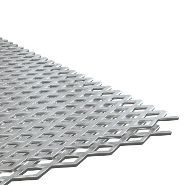 Aluminum Expanded Sheets