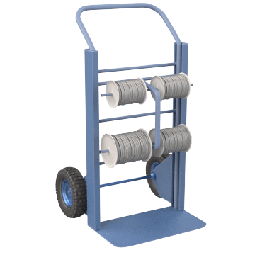 Hand Trucks for Wire Spools